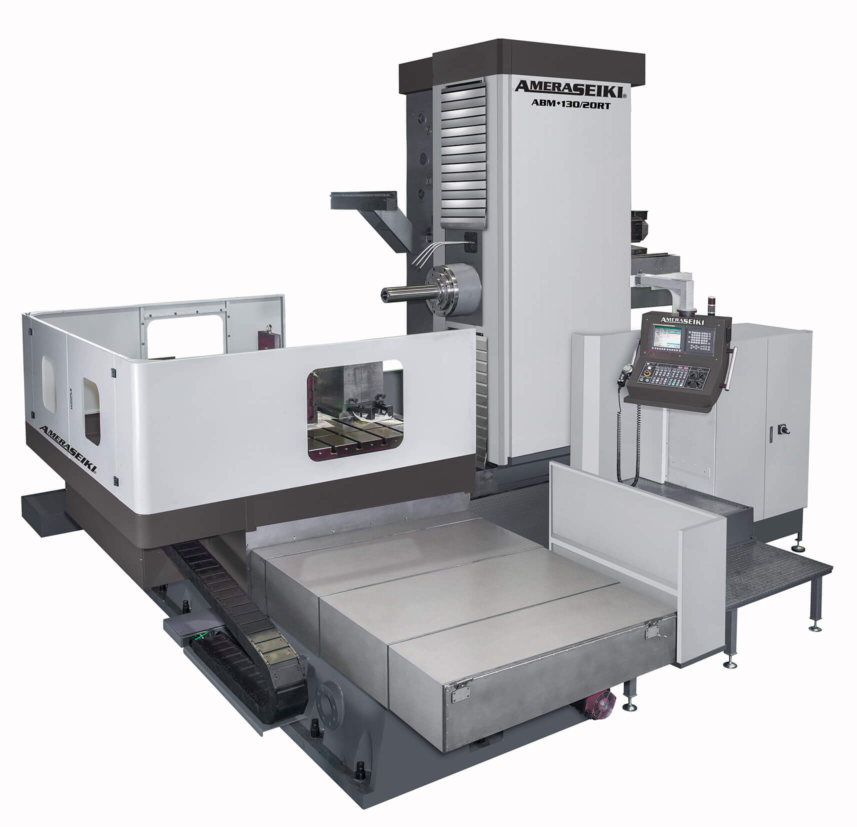 ABM series horizonatl boring machines