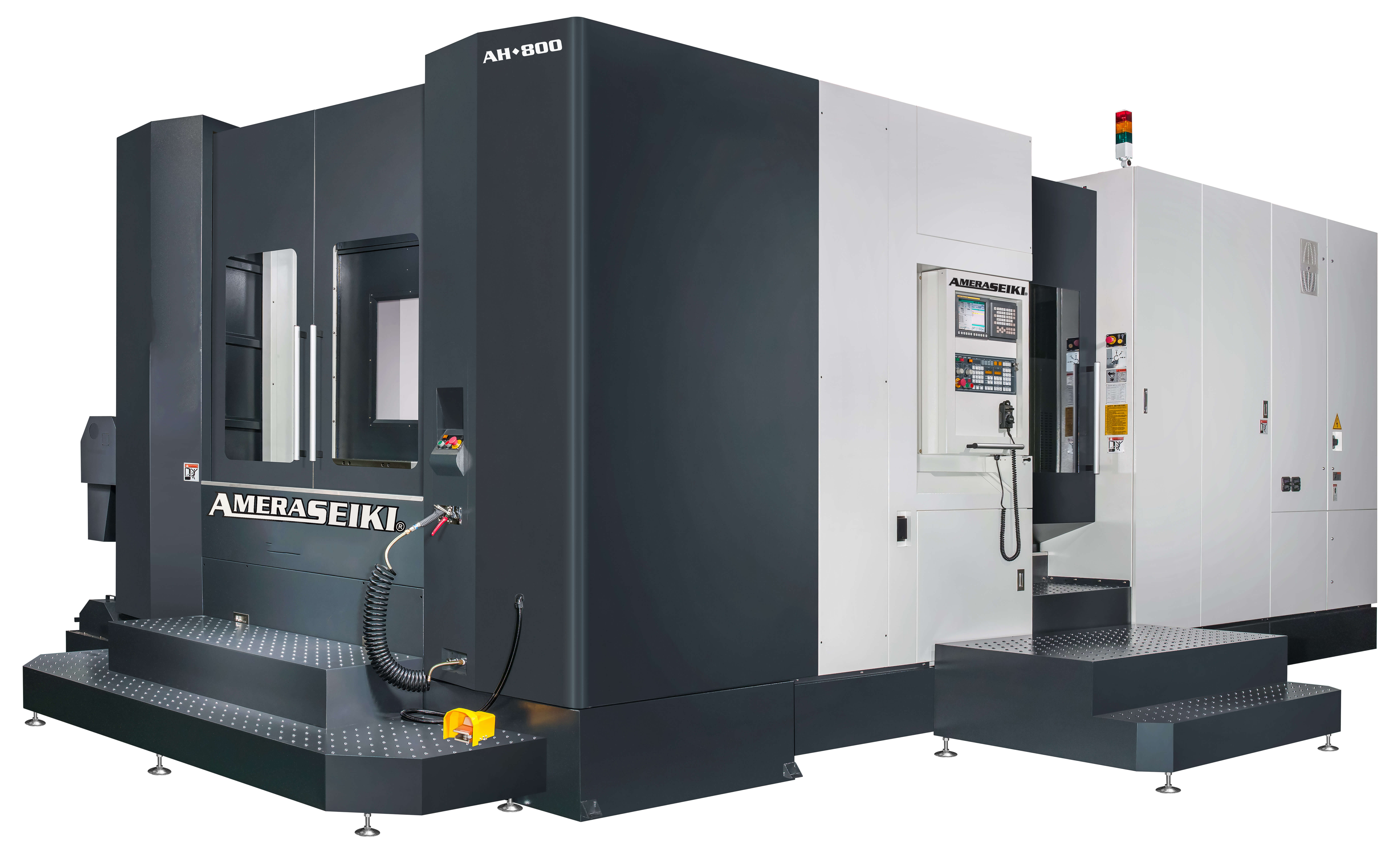 Amera-Seiki's HMC Series Horizonatal Machining Center
