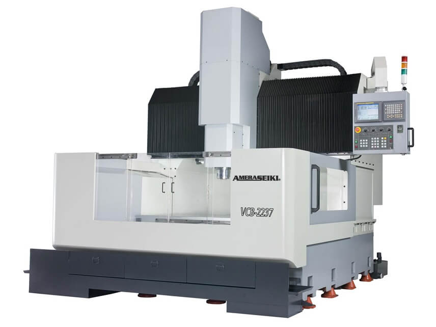 Closed Bridge Vertical Milling Machines